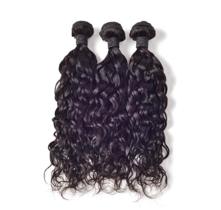 Virgin Brazilian Natural Wave 3 Bundles Deal