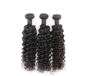 Virgin Brazilian Deep Curl 3 Bundles Deal