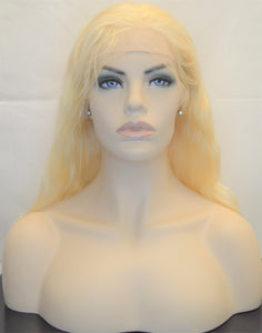 360⁰ Blonde Body Wave Wig