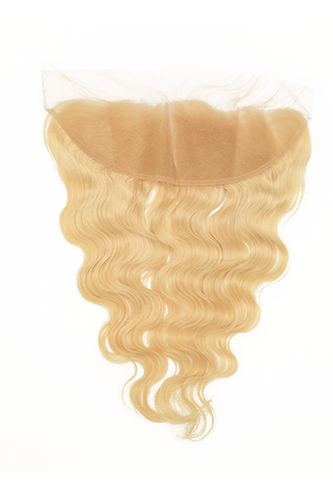 Brazilian Blonde Body Wave Frontal 16