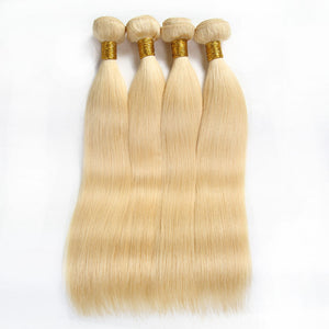 Brazilian Blonde Straight Bundle