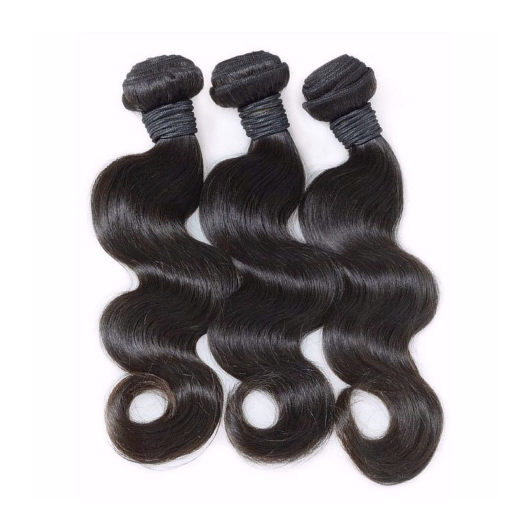 Virgin Brazilian Body Wave Bundle