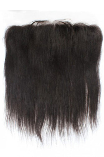 Virgin Brazilian Straight Frontal 16