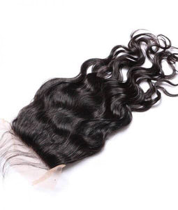 Virgin Brazilian Natural Wave Closure