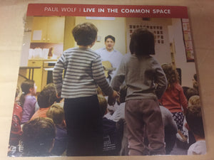 Paul CD - Live in the Common Space