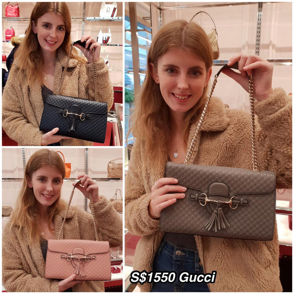 Gucci Clutch Sling Bag