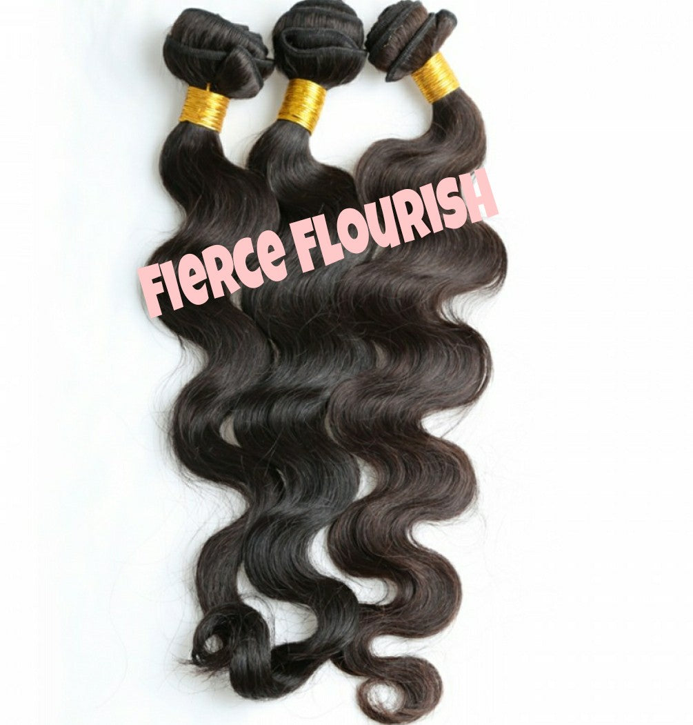 Fierce Flourish