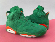 Nike Air Jordan 6 NRG Green Suede Gatorade (Exclusive)