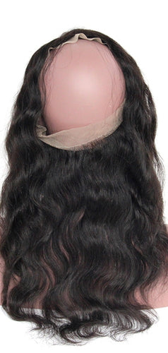 Fierce Flourish 360 Lace Frontal