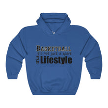 Beni par Dieu Heavy Blend Hooded Sweatshirt (It's A Lifestyle)