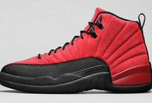 Air Jordan 12 Retro 'Reverse Flu Game'
