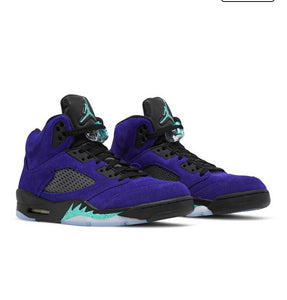 Air jordan 5 'Alternate Grape'