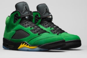 Air Jordan 5 Retro SE Oregon Ducks