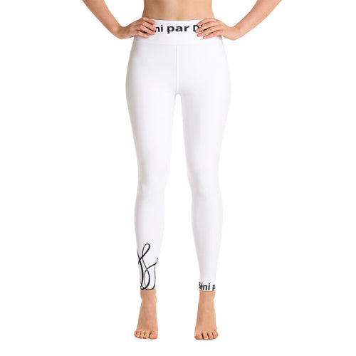 Béni par Dieu Yoga Leggings