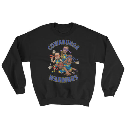 Cowabunga Golden State Warriors Sweatshirt