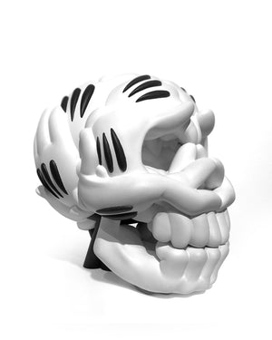 THE SLICK SKULL SCULPTURE: OG EDITION