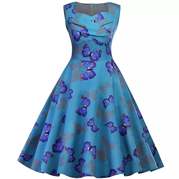 Beautiful Butterfly Dress