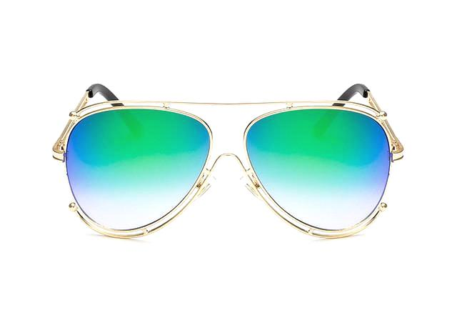 'Ginger Emerald' Aviator