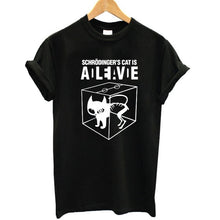 'Dead or Alive' Schrodinger's Cat Tee
