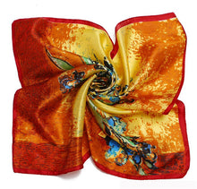 'Funky Cat' Pure Silk Scarf
