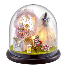 'Wedding dreams' globe