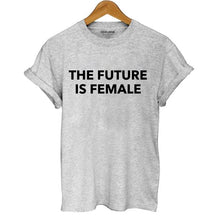 'The future is female' Tee