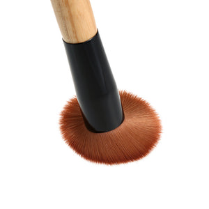 'Get shorty' Foundation brush