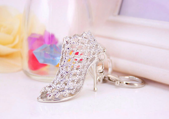 High heel Key Ring