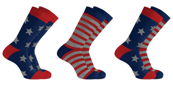 Old Glory (INCLUDES TWO PAIRS)