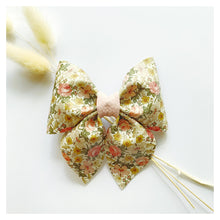 Acacia Sailor Bow - 'Dusty Rose' Large Size