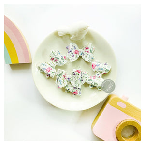 'She's A Wildflower' Baby Imogen Piggy Tail Bows