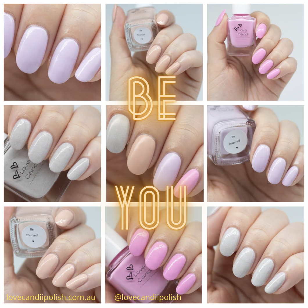 Love Candii Polish - 'The Complete Be You Collection'