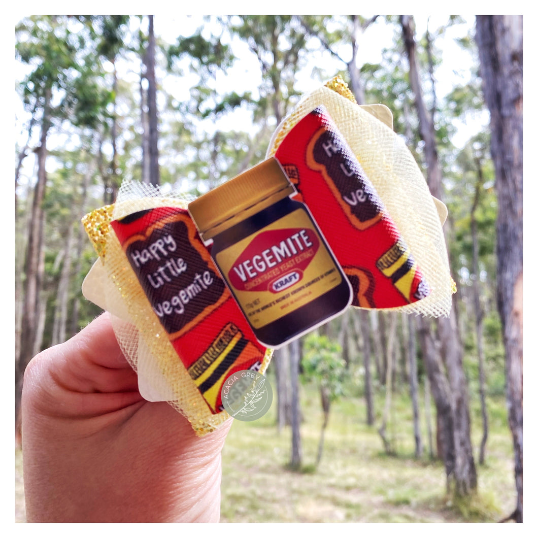 Kiarah Bow - 'Happy Little Vegemite'
