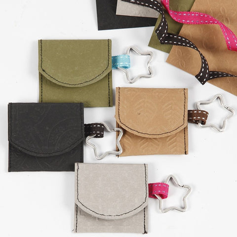 Faux Leather Purses