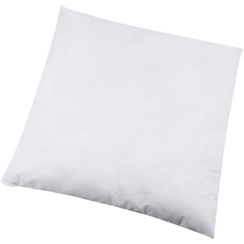 100% Cotton Cover Filler Pads With 100% Polyster Filling For Cushion - 50cm x 50cm - Hobby & Crafts