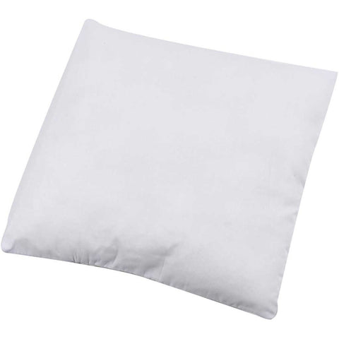 100% Cotton Cover Filler Pads With 100% Polyster Filling For Cushion - 25cm x 25cm - Hobby & Crafts