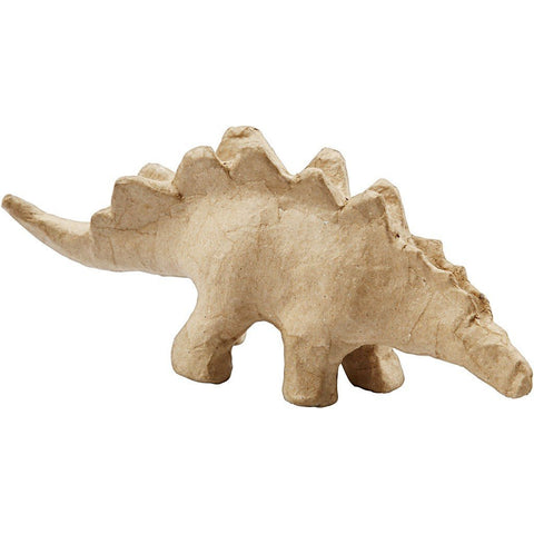 22cm Dinosaur Animal Shaped Craft Paper Mache Make Your Own Decoration Model Art - Hobby & Crafts