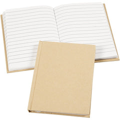 1 x Portrait Notebook Writing 80 A6 Legal Ruled Sheets 10 x15 cm Stationary Book - Hobby & Crafts