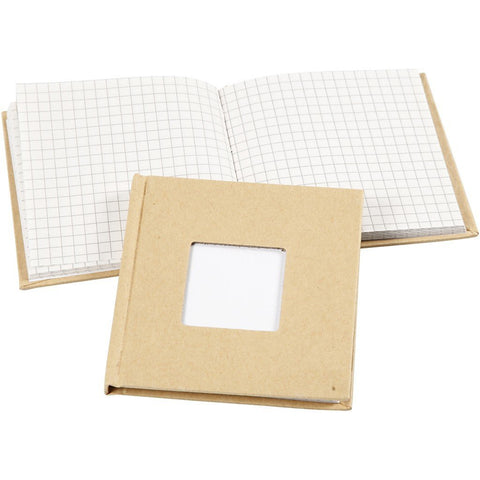 Notebook 80 Sheets With Squares 10 x 10cm For Designing Cross-Stitch Patterns - Hobby & Crafts
