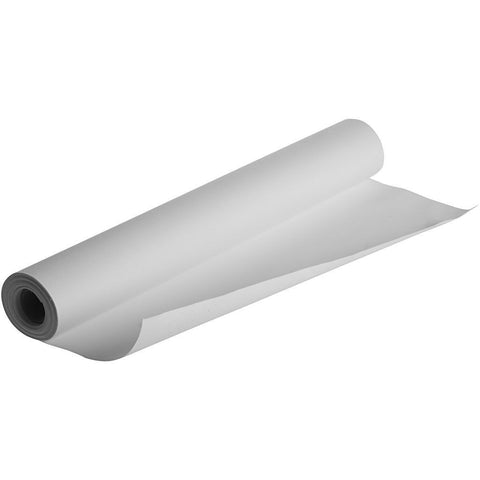 Creotime Cotton White Colour Canvas Roll For Painting W: 50 cm - Hobby & Crafts