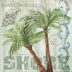 5 Napkins Palm Trees 33x33cm Tissue Decoupage Paper Party Card Making Crafts