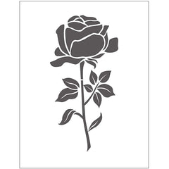 Embossing 2D Rose With Leaf Motifs Folder Punching Machine Silicone Plate Crafts - Hobby & Crafts