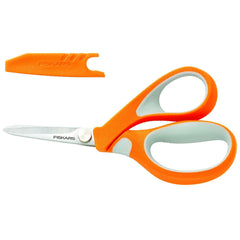 Ergonomic Dressmaking Shears Scissor Ultra-Sharp Blades For Cutting Fabric Sewing Accessory 13 cm - Hobby & Crafts