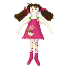 Emma Doll Felt Appliqu?® Craft Kit Embellishments Needlecraft Kits Canvases 42 cm - Hobby & Crafts