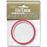 Hi-Tack Double Sided Clear Adhesive Tape 6mm x 5m - Hobby & Crafts