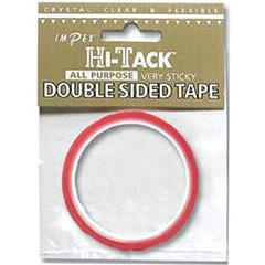Hi-Tack Double Sided Clear Adhesive Tape 19mm x 5m - Hobby & Crafts