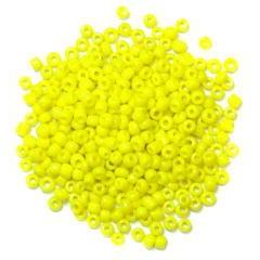 Yellow Seed Beads - Hobby & Crafts