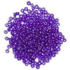 Purple Seed Beads - Hobby & Crafts
