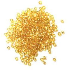 Gold Rocailles - Hobby & Crafts
