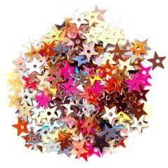Assorted Miniature Stars - Hobby & Crafts
